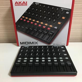 AKAI midimix + korg nanokey sutdio(MIDIコントローラー)