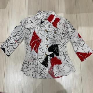 Vivienne Westwood - ヴィヴィアン インポート トランプ シャツ