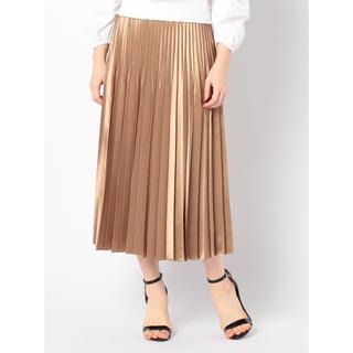 NOLLEY'S - サテンプリーツスカート