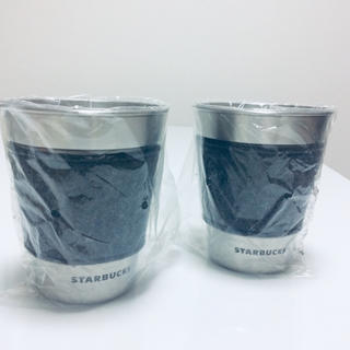 Starbucks Coffee - スターバックス ステンレス ペアカップ