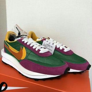sacai - 新品 黒タグ付き  Nike x sacai LDWaffle  26