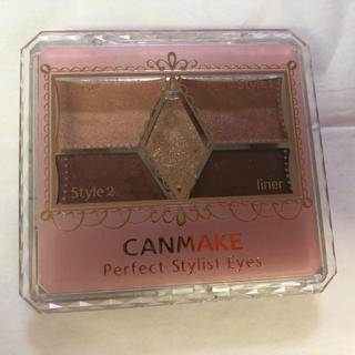 CANMAKE - キャンメイク アイシャドウ☻