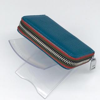 本革《牛皮》カードケース card caseスキミング防止ジャバラ式14差し込み(パスケース/IDカードホルダー)