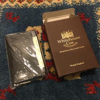 ホワイトハウスコックス(WHITEHOUSE COX)の財布 ホワイトハウスコックス ANA限定(折り財布)