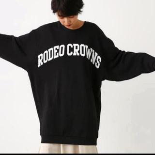 RODEO CROWNS WIDE BOWL - 最終値下げ!RCWB  OL サテンロゴ BY ワンピース
