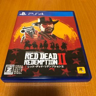 PlayStation4 - レッド・デッド・リデンプション2 PS4