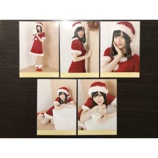 乃木坂46 - 乃木坂46 生写真 山下美月 2017 クリスマス 5種コンプ