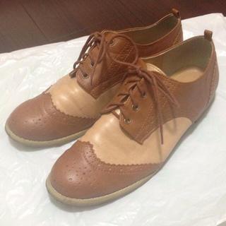 シマムラ(しまむら)のオックスフォードシューズ(ローファー/革靴)
