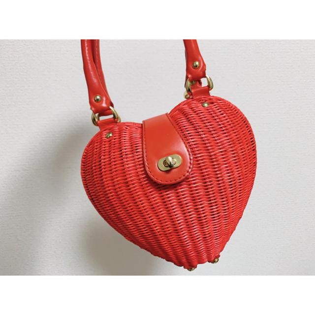 Lochie(ロキエ)のlochie⋆͛♡⋆͛バッグ レディースのバッグ(かごバッグ/ストローバッグ)の商品写真