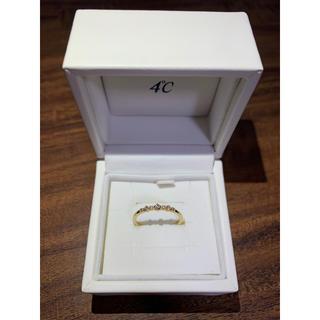 4℃ - 4℃ 指輪 12号 ゴールド 金