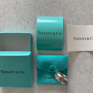 ティファニー(Tiffany & Co.)のTIFFANY&Co./ティファニーアトラスリング (リング(指輪))