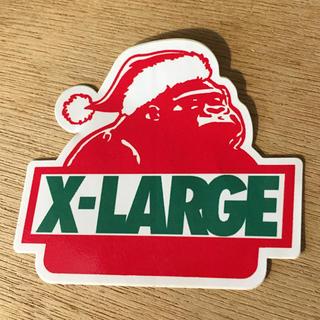エクストララージ(XLARGE)のX LARGE ステッカー(その他)