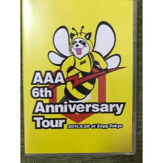 AAA - 【AAA☆2枚組】AAA 6th Anniversary Tour