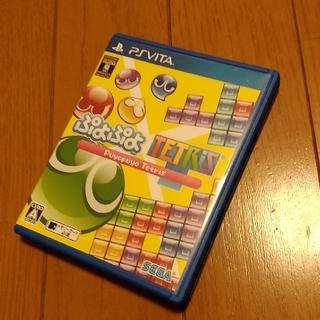 SEGA - ぷよぷよテトリス(スペシャルプライス) Vita