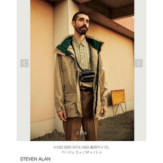 スティーブンアラン(steven alan)のKarrimor×Steven Alan マウンテンパーカ 希少S(マウンテンパーカー)