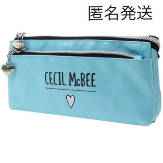 CECIL McBEE - CECIL McBEE  セシルマクビー コスメポーチ ペンケース 【新品】
