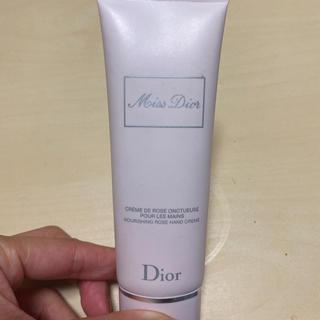 Christian Dior - ミスディオール  ハンドクリーム