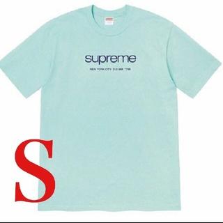 Supreme - 希少Sサイズ Supreme shop tee