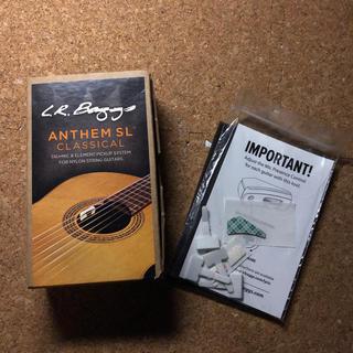 クラシックギターに!L.R.Baggs Anthem SL Classical(クラシックギター)