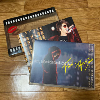AAA - Nissy Entertainment LIVEDVD