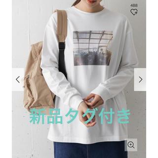 DOORS / URBAN RESEARCH - 【新品】フォトプリントチュニックTシャツ