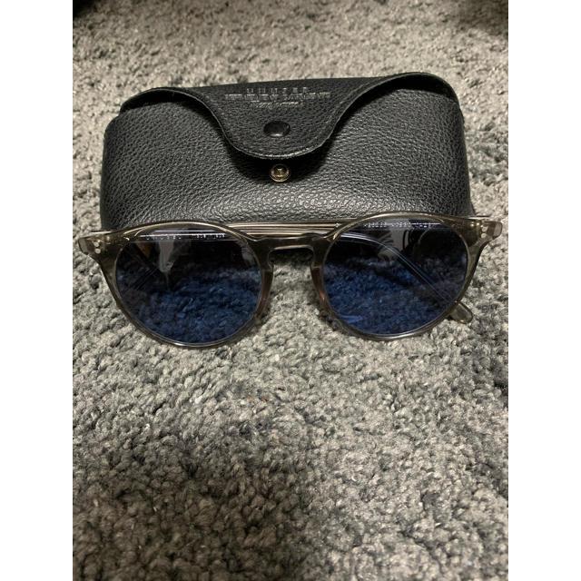 UNUSED(アンユーズド)のUNUSED クリアフレーム サングラス メンズのファッション小物(サングラス/メガネ)の商品写真
