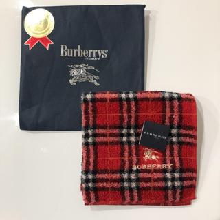 BURBERRY - Burberry バーバリー  ハンカチ チェック