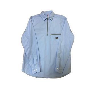 Jil Sander - OAMC シャツ ワークシャツ フラワー ハーフジップ