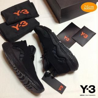 Y-3 - 新品■UK7 1/2■Y-3 adidas■saikou■スニーカー■7946