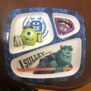 ディズニー(Disney)のモンスターズインク プラスチックプレート(プレート/茶碗)
