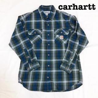 carhartt - carhartt カーハート FR 90s チェックシャツ 旧タグ ビッグサイズ