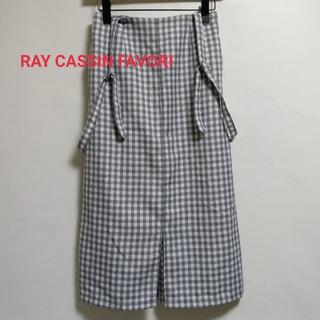 RayCassin - RAY CASSIN FAVORI吊りスカート