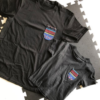 親子ペアTシャツ(Tシャツ/カットソー)
