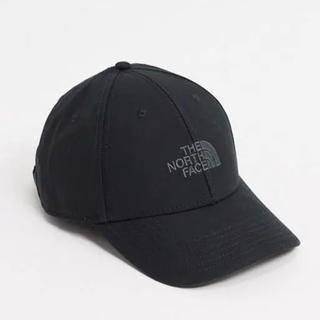THE NORTH FACE - THE NORTH FACE ノースフェイス クラシックロゴ キャップ 黒
