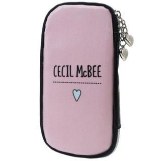 CECIL McBEE - CECIL McBEE  セシルマクビー マルチポーチ ペンケース 【新品】
