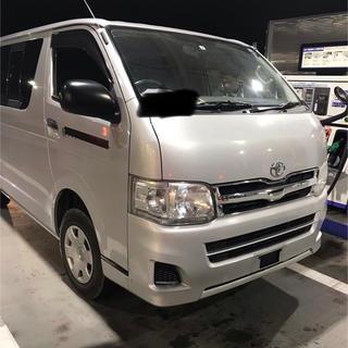 トヨタ - ✔️トヨタ ハイエス✔️ディゼル車✔️4WD✔️抹消済み✔️24年式