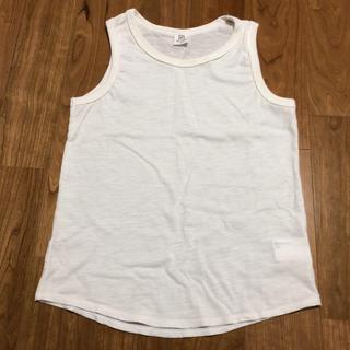 新品。デビロック ロング丈 タンクトップ ノースリブ(Tシャツ/カットソー)