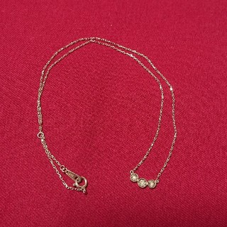 JEWELRY TSUTSUMI - ジュエリーツツミ ダイヤ ダイヤモンド ネックレス K10 WG