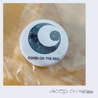 GOOD ON THE REEL 缶バッジ タワレコ特典(ミュージシャン)