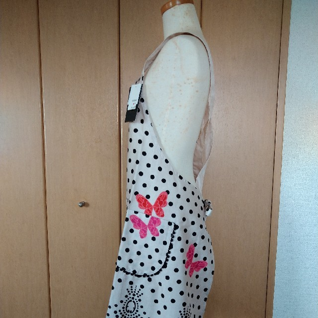 ANNA SUI(アナスイ)のアナスイ エプロン キッズ/ベビー/マタニティの授乳/お食事用品(お食事エプロン)の商品写真