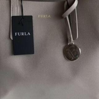 Furla - フルラSally  サイズM SABBIA グレー 美品!