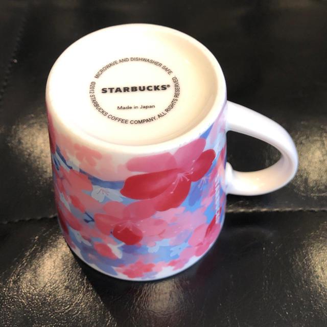 Starbucks Coffee(スターバックスコーヒー)のスターバックス 日本製 さくら デミタスマグカップ インテリア/住まい/日用品のキッチン/食器(グラス/カップ)の商品写真