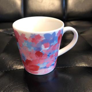 Starbucks Coffee - スターバックス 日本製 さくら デミタスマグカップ