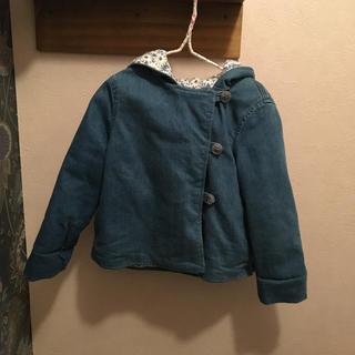 ボンポワン(Bonpoint)のBONTON denim coat.(ジャケット/上着)
