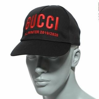Gucci - GUCCI グッチ EMBROIDERY BASEBALL CAP