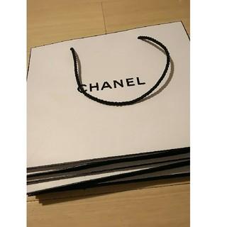 CHANEL - CHANEL ショッパー(大)6枚セット