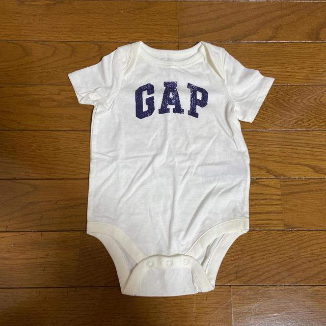 babyGAP(ベビーギャップ)のGAP ⭐︎ ロンパース キッズ/ベビー/マタニティのベビー服(~85cm)(ロンパース)の商品写真
