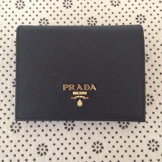 PRADA - PRADA プラダ ミニ財布 折り財布