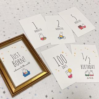 マンスリーカード 月齢カード
