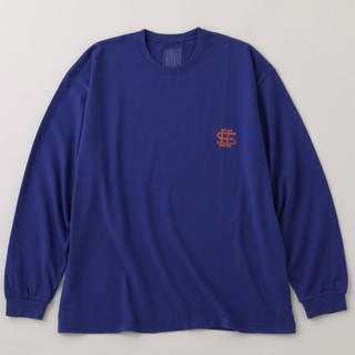 SEE SEE X S.F.C LOGO L/S TEE XL